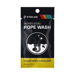 Sterling rope wash