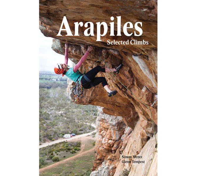 arapiles guide book