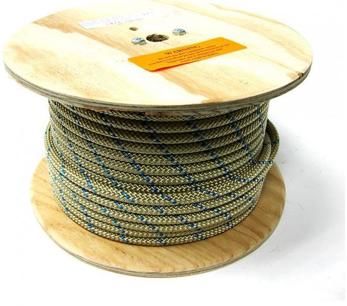 Blue Water II++ Static Rope