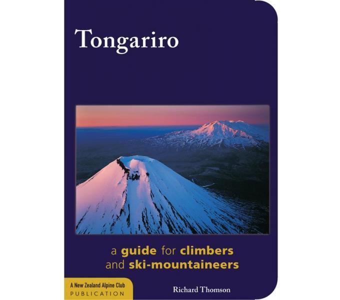 NZAC Tongariro Guidebook