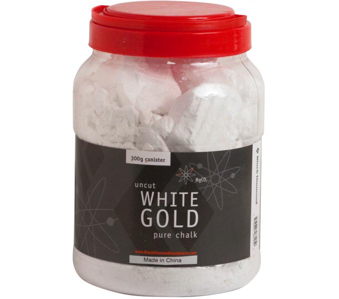 White Gold Canister